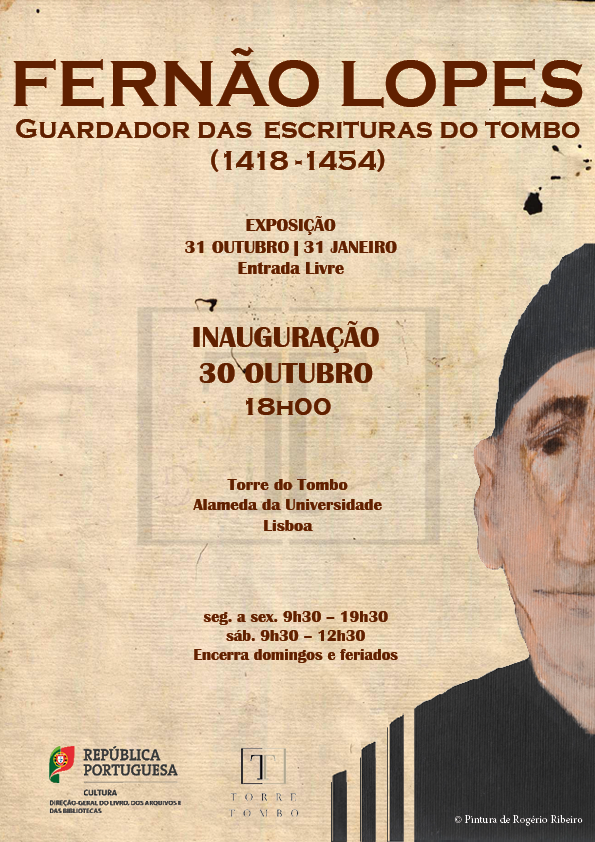 Cartaz_Fernao-Lopes-Guardador-das-Escrituras-do-Tombo